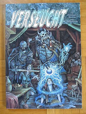 Earthdawn VERSEUCHT – DEUTSCH - FASA FANPRO Barsaive Fantasy Production Role