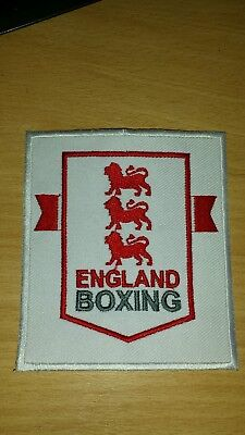 England boxing t shirt/vest or tracksuit patch