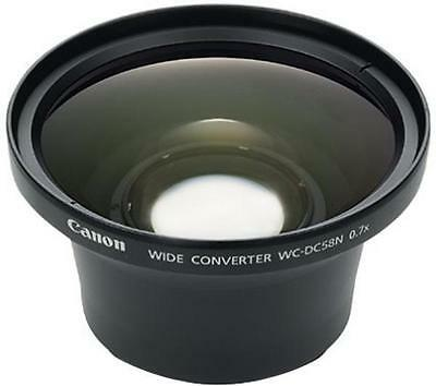 Canon Wc-Dc58N Wide Converter Materiale Nuovo