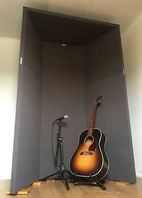 Mafia Panels Acoustic Vocal Booth - Professional Quality - £235.00!!