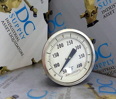 Ashcroft 50-400°F Thermometer