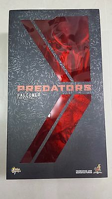 Hot Toys MMS 137 Predators Falconer Predator 14 inch Action Figure NEW