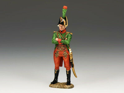 King (and) & Country NE018 - Standing Guides Officer
