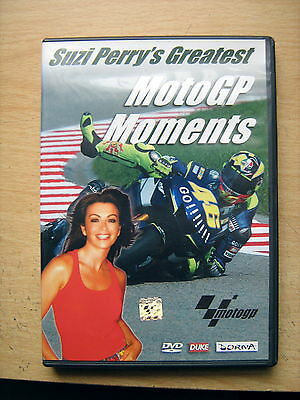 Suzi Perry's Greatest MotoGP Moments (DVD, 2005)