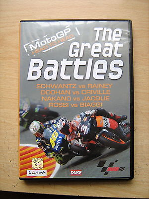 Moto Gp Head To Head - The Great Battles (Dvd)