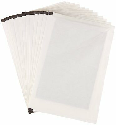AmazonBasics Shredder Sharpening & Lubricant Sheets Pack of 12
