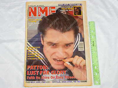 FAITH NO MORE Magazine Lot / Collection - 1992-1993 - Melody Maker NME