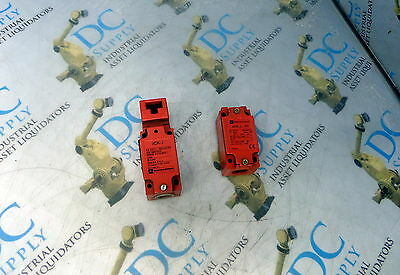 Telemecanique Xck-J....h7 & Xck-J Limit Switch Lot Of 2