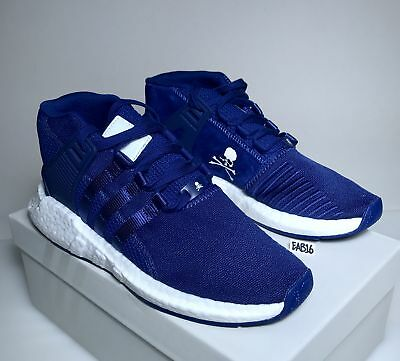 f44147c033ccc Adidas X Mastermind EQT Support Mid 93 17 MMW Mystery Ink Blue White CQ1825
