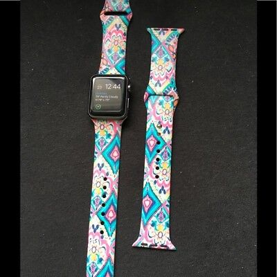Apple Watch Band - 38mm Lilly Lobster