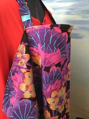 NIP  >NURSING COVER hider* BREASTFEEDING Floral Dream Free Spirit NEWEST+POCKET