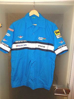 Benetton Formel 1 - Polo / T-shirt - Formula 1 - S - Alesi Berger Button Fisico