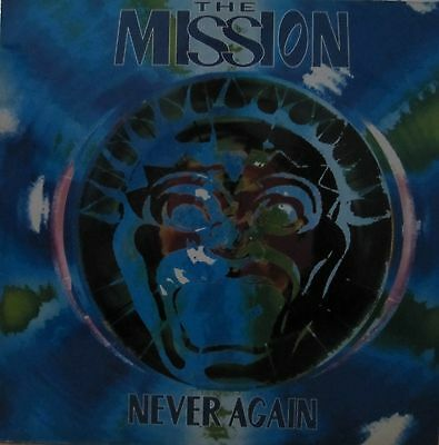 """The Mission  12""""  Ep   Never Again"""