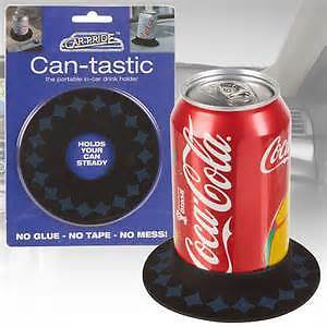 Drink Holder for Cans  - portable in-car drink holder*FREE POST* summer/travel