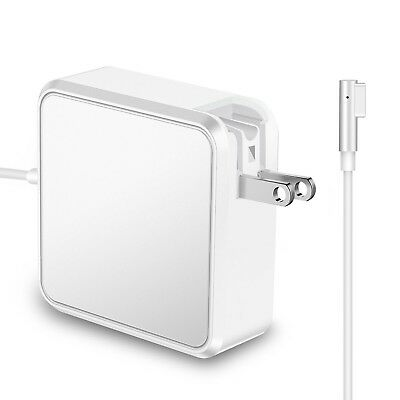 Macbook Pro Charger Ac 60w Magsafe Power Adapter Charger for MacBook and 13-i...