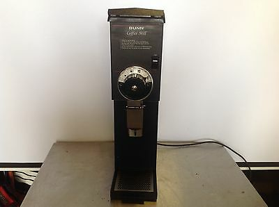 Bunn G3 Commercial coffee bean grinder