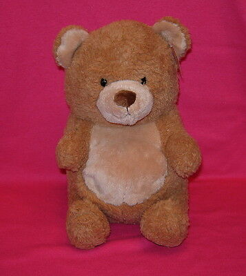 Gund 4048279  TUBBS  Chubby Brown Bear   New Plush with tags
