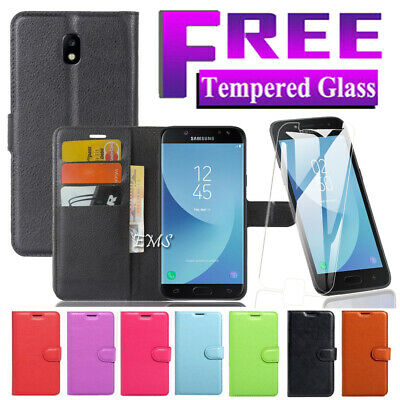 Wallet Leather Flip Case Cover Samsung Galaxy A5 A8 J8 A50 A20 A30 J2 J5 J7 Pro