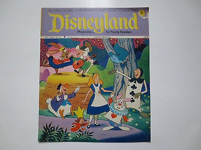 Disneyland- Magazine for Beginning Readers- Fawcett Publications- #50 1972