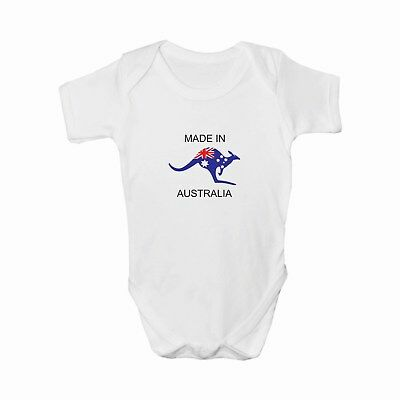 Made in Australia, Bodysuit, Romper, Baby clothes