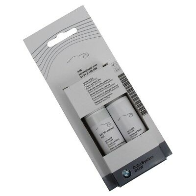 Genuine BMW Color System Touch Up Paint Mineral White (A96) 51912148499