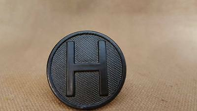 """WWI """"H"""", Division Headquarters/ MP Collar Disk"""