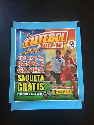 Panini Futebol 2017-18 Sealed Packet Liga Nos Portuguese League Promotional