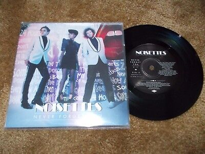 The Noisettes-Never Forget You/saturday Night (Uk Press)