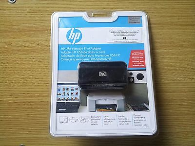 HP USB Network Print Adapter     Adaptador de Red para Impresoras USB HP  Q6275A
