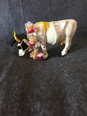 Cow Parade Rock And Roll [ Retired ]
