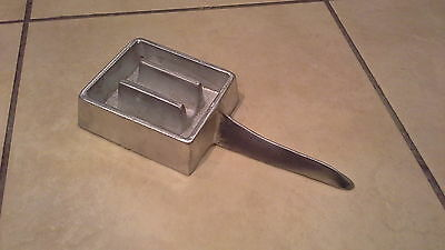 2 lb pound diving weight mould brand new