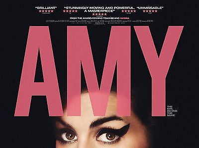 """Amy 16"""" x 12"""" Reproduction Movie Poster Photograph"""