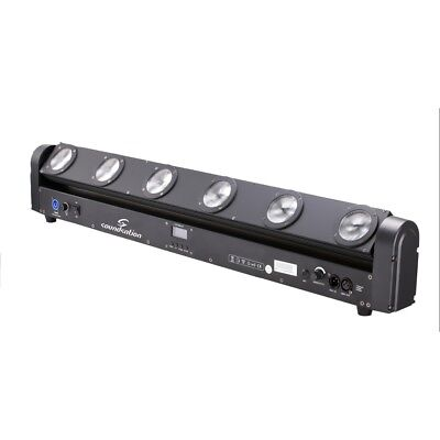 SOUNDSATION BEAM-988-10W-6 - Barra Mobile Beam con 6 LED 10W RGBW (4in1)