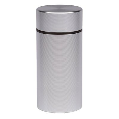 STASH JAR Airtight Smell Proof Aluminum Herb Container Box Storage Organizer NEW