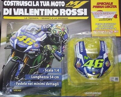 Polo valentino rossi yamaha eur 25 00 picclick it for Costruisci la tua fattoria