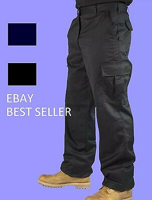 Mens work cargo trousers, quality trousers with the lowest price on ebay