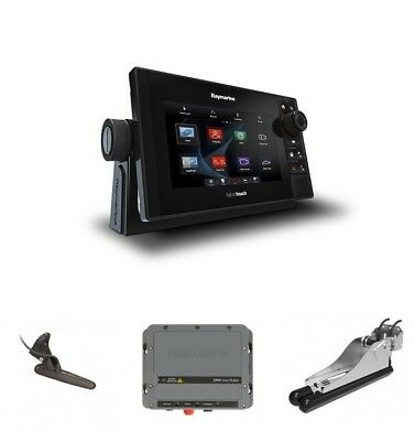 Raymarine T70263  Es78 Downvision And Sidevision System Pack