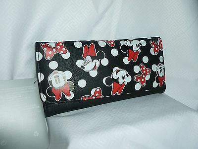 Disney Minnie Mouse Wallet By Loungefly NWT