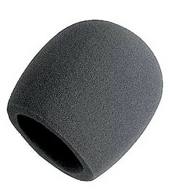 Large On Stage Foam Ball-Type Mic Anti Saliva Cover For Microphones