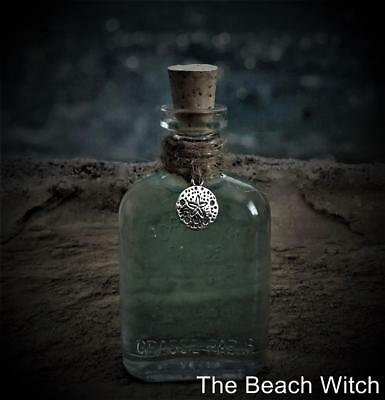 MYSTIC SEA WATER Ritual Blessing Anointing Oil Fragrance Spell Wicca Witchcraft