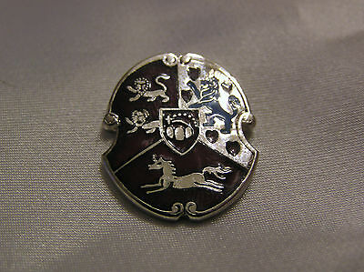 SOLID SILVER and ENAMEL INGOT WILLIAM IV 1830 - 1837