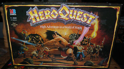 Heroquest Spare Parts For Sale Hero Quest MB