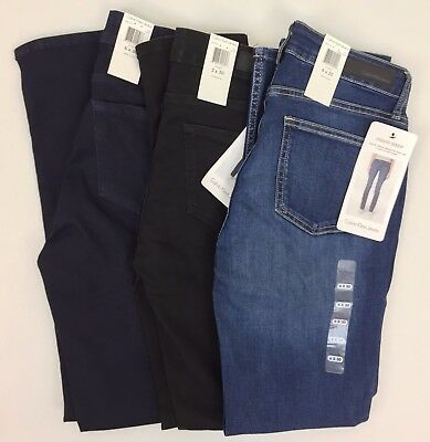 New Calvin Klein Jeans Ladies' Ultimate Skinny Low Rise Jeans Variety