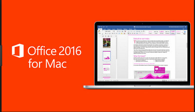Microsoft Office 2016 For Mac - 3 Mac Users - Download