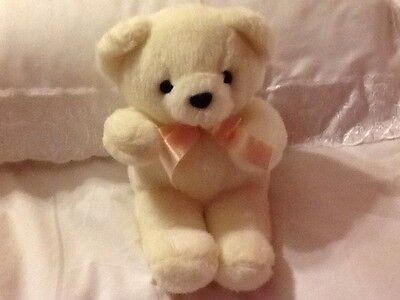 "11"" Russ Berrie Bear Named Huggles"