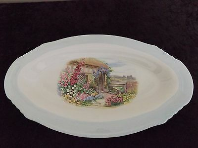 Vintage Lord Nelson Ware Plate/Platter