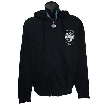 Harley Davidson Bar & Shield Wings Hoodie