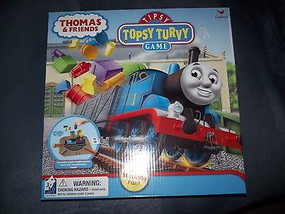 Thomas & Friends Tipsy Topsy Turvy Game New In Box