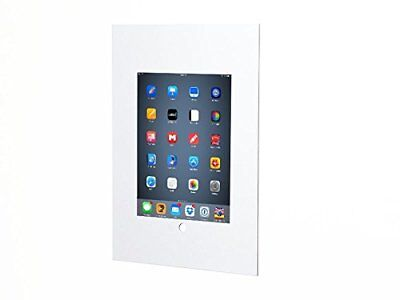 TabLines twe035 W pared para tablet para Apple iPad 5 (2017) con Home Button Bl
