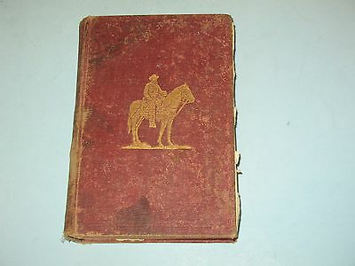 rare 1903 HISTORY OF THE 13th REGIMENT TENNESSEE VOLUNTEER CAVALRY ~1st edt